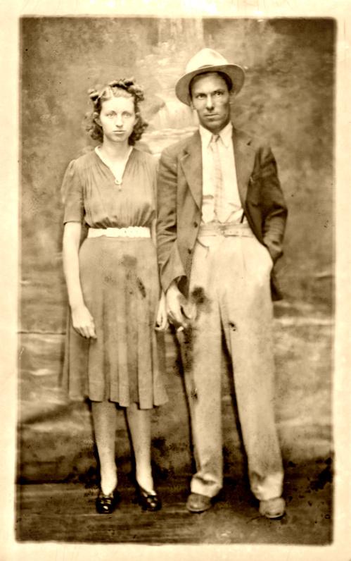 Gertrude & R.D. Shanks